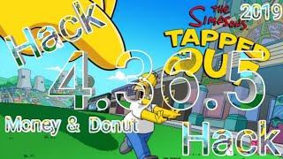 the simpsons tapped out mod apk(unlimited donuts and money)