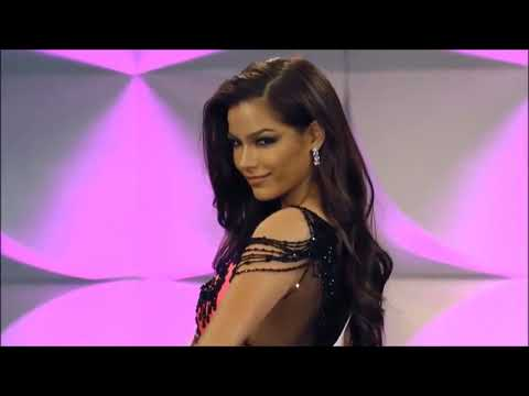 Full Performance Fahsai Paweensuda Drouin Miss Universe Thailand in Miss Universe Preliminary