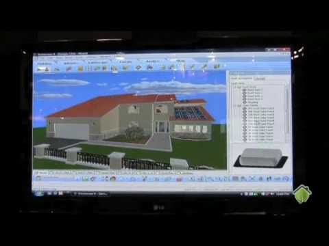 Cadsoft Envisioneer and BIM - YouTube