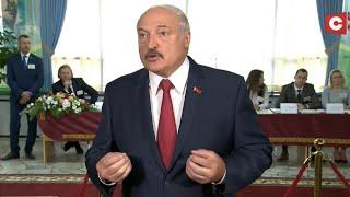 лукашенко: Ну просто фашисты! Президент об угрозах членам избирательных комиссий. Выборы  2019
