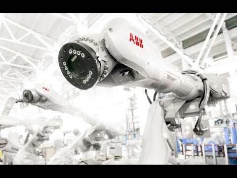 ABB Robotics - Introducing a new era of robotics