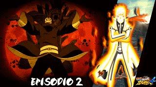 Naruto Storm 4 | Tras La Máscara 【 - Walkthrough - 】 EP 2