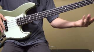 "COS Bass Tutorial for ""This Is Living"" by Hillsong Young & Free Mp3"