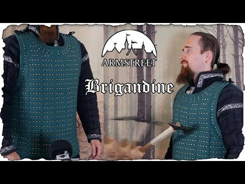 Armor Review: Armstreet Brigandine  - The Common Man's Plate