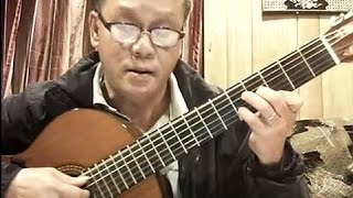Đừng Xa Anh Đêm Nay (Đức Huy) - Guitar Cover by Bao Hoang
