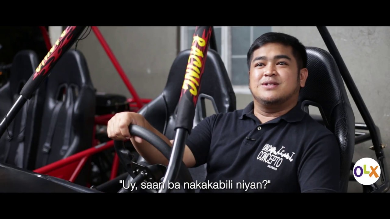 Ray Salcena of UCM ATV Motors - OLX Philippines