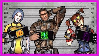 Borderlands 2 | TRIPLE LEGENDARY!! Modded Playthrough with Joltz & Shadow - Funny Moments #2