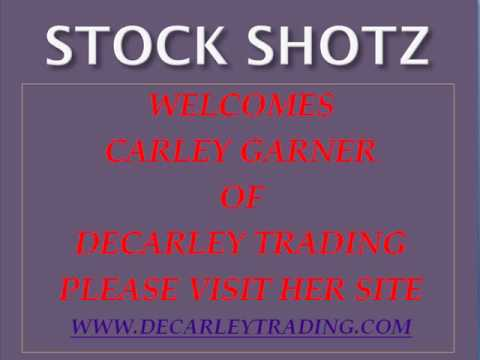 STOCK SHOTZ INTERVIEWS: CARLEY GARNER MARCH 1 2009