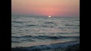 Закат-Sundown (Солоники)(Черноморское побережье. Краснодарский край. Солоники. ANDBELOUS'video., 2012-07-25T14:49:04.000Z)