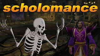 The Story of Scholomance [Lore]