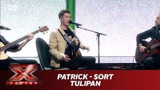 Patrick synger 'Sort tulipan - Folkeklubben (Live)   X Factor 2019   TV 2