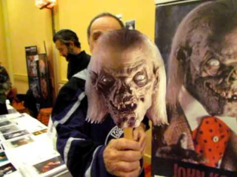 John Kassir at Monstermania Hunt Valley, MD