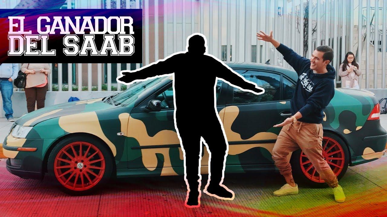 El Ganador Del Saab Juca Youtube