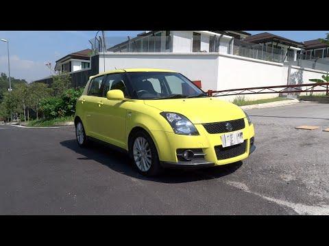 2008 Suzuki Swift Sport Start-Up and Full Vehicle Tour