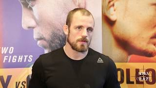 Gunnar Nelson on Conor McGregor game plan against Khabib