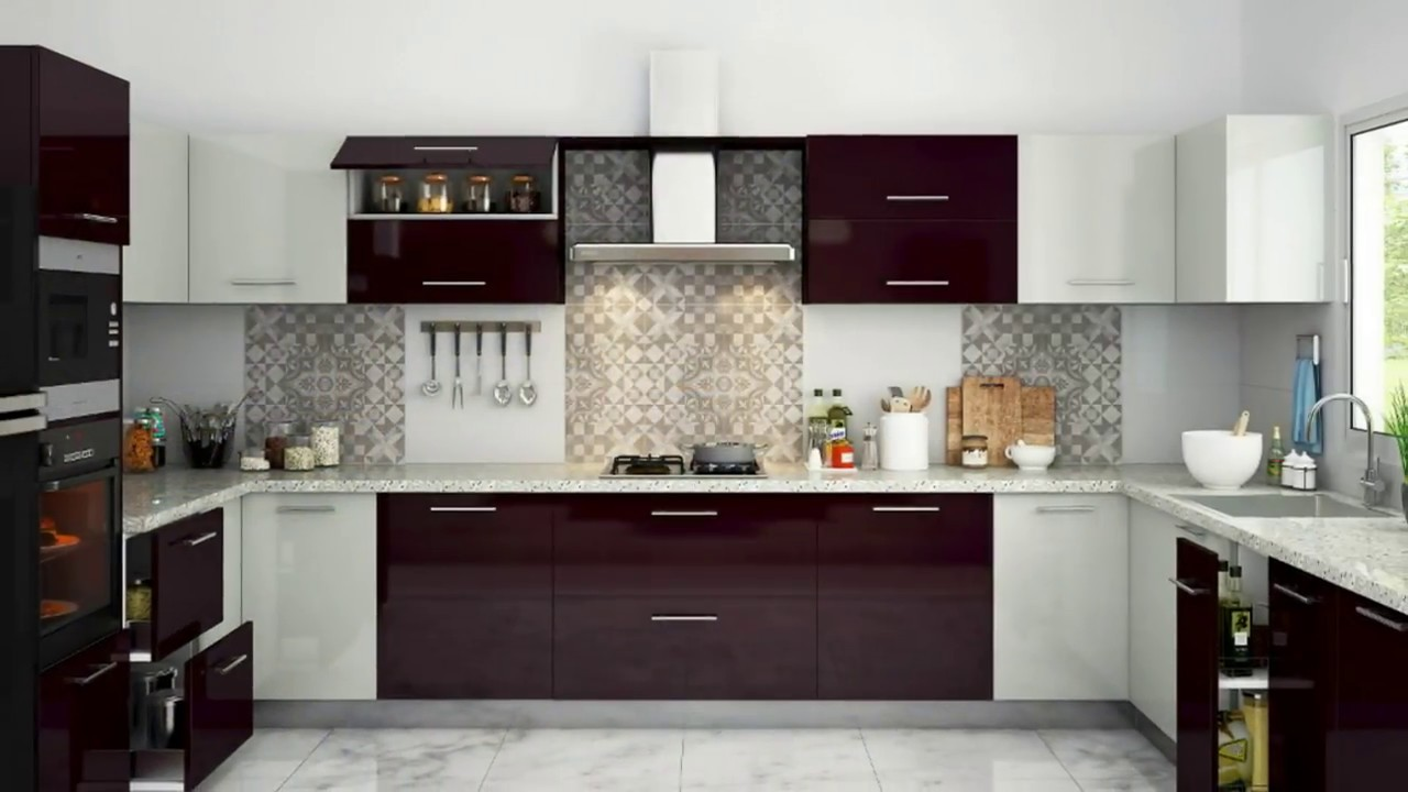 Kitchen Color Trends 2018 - Kitchen Design Ideas - YouTube