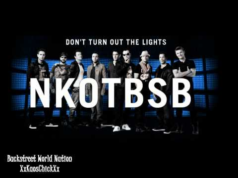 Dont Turn Out The Lights -- NKOTBSB (Full Version)