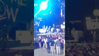 All Time Low - Dear Maria Count Me In live in Toronto