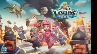 Lords mobile new update