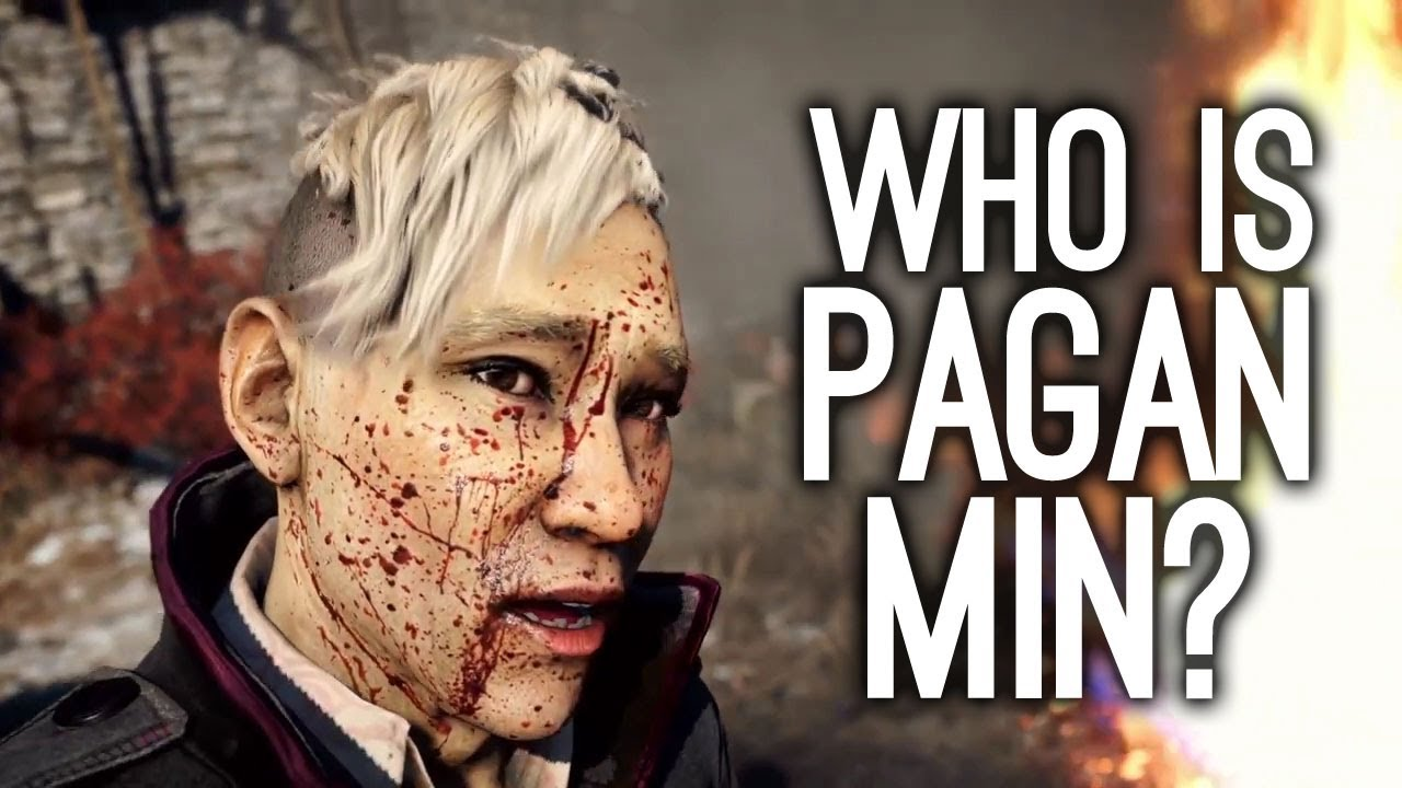Far Cry 4 Who Exactly Is Pagan Min Youtube