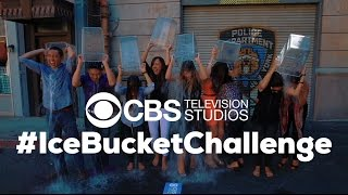 CBS Television Studios Accepts The Ice Bucket Challenge