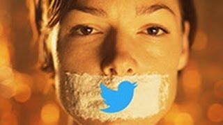Twitter Censors Its First Account
