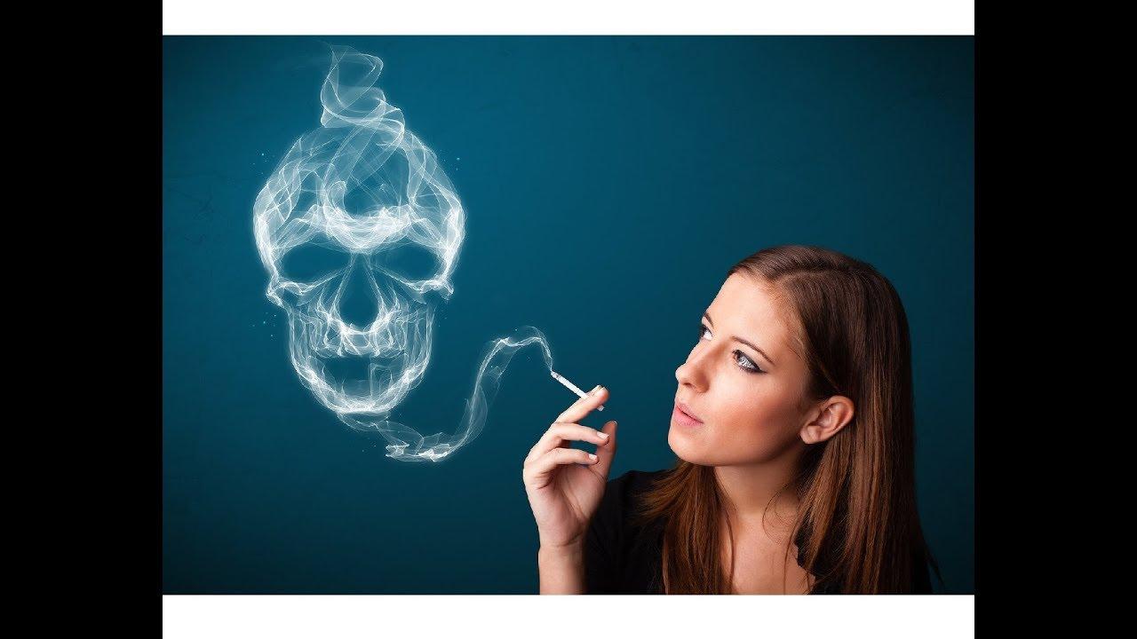 Guzeeva Larisa leszokott a dohányzásról