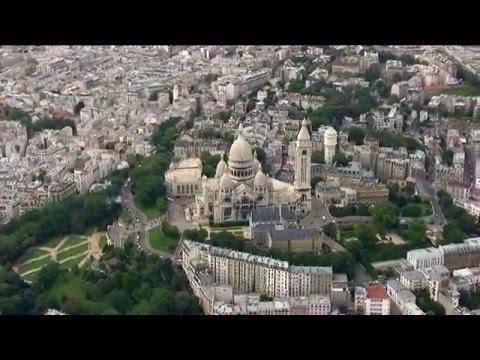 La Basilique du Sacré-Coeur à Montmartre