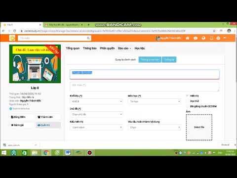 Hướng dẫn xuất file chuẩn E-Learning và add file lên ViettelStudy