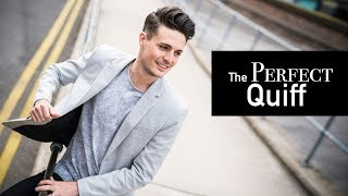 How To Style the PERFECT Quiff | Mens Haircut & Hairstyle Tips | BluMaan 2017
