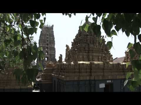 """What is the significance of the """"Gopuram"""" in Indian temples"""