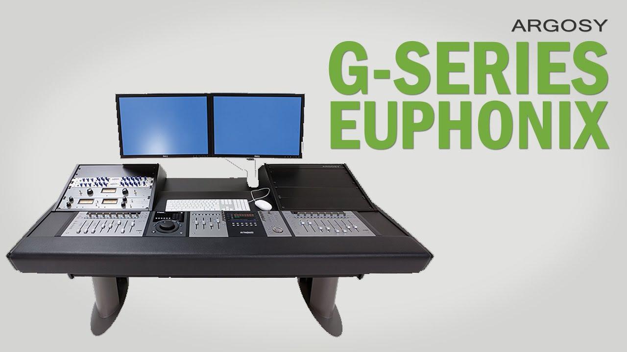 ARGOSY G-Series for Euphonix MC Video Artist