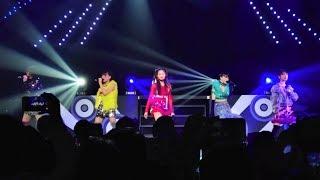 フェアリーズ LIVE TOUR 2017 - STAR - のWアンコールにて 2/28発売の新...