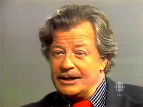 Author James Clavell on writing Shōgun and The Fly: CBC Archives   CBC