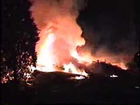 NATURAL GAS CAUSES HOME EXPLOSION MASSIVE FIRE YouTube