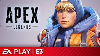 Apex Legends   Wattson Legend Reveal and Character Ability Gameplay Breakdown | EA Play E3 2019