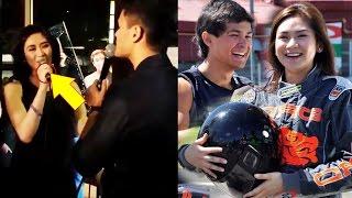 WATCH! Sarah Geronimo Engagement Ring KUMIKINANG sa Video with Matteo Guidicelli