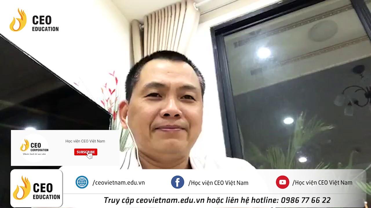 Cách Vận Hành Nhà Hàng & Quán Cafe Thế Nào ? | Ngô Minh Tuấn | Học Viện CEO Việt Nam