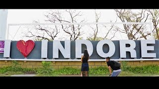 Exclusively New Indore Vlog ft. Pritesh Khare and Aarushi Agrawal (Indore Voyage) Madhya Pradesh