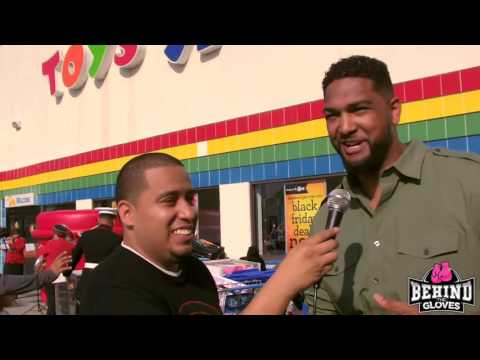 BREAZEALE ON JOSHUA-MOLINA, SAYS SZIPILKA IS A POSSIBLE OPPONENT FOR HIM