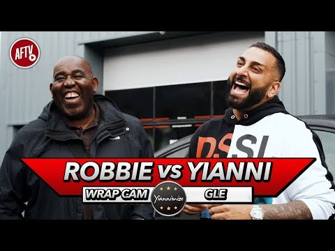 Aftv Robbie Lyle Wraps His Mercedes Gle And It S Not Funny Youtube