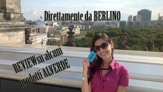 Review prodotti Alverde: shampoo, balsamo, bagnoschiuma e dentifricio! Direttamente da Berlino ;) Thumbnail