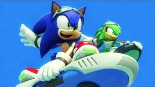 Sonic Free Riders - Launch Trailer (Xbox 360/Kinect) (HD)