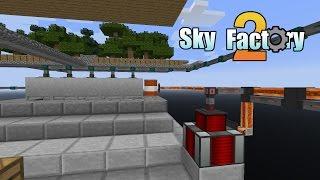 Sky Factory 2 (Modded Minecraft) - 04 - Lava power!