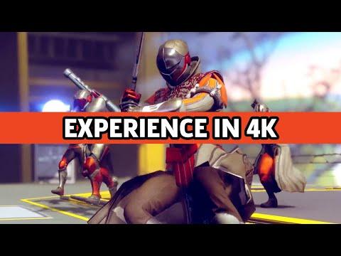 Destiny 2 - Official 4K PC Open Beta Trailer
