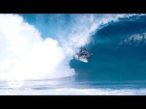 Highlights: World Class Surf at Perfect Pipeline
