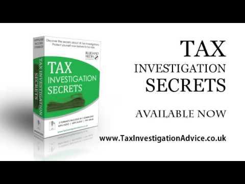Tax Investigation Secrets - UK Tax Advice