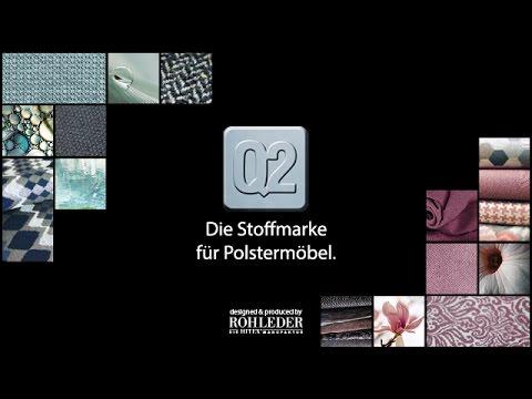 Q2 - Die Stoffmarke für Polstermöbel - Reinigung am Polster - YouTube