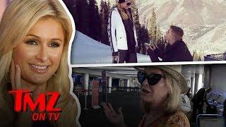 Paris Hilton's Mom Says Paris Is Too Busy For A Wedding! | TMZ TV