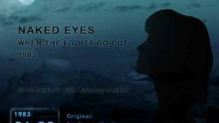 naked eyes when the lights go out remake modplug